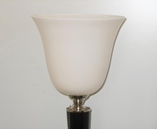 Mazda Tischlampe - Glaskelch